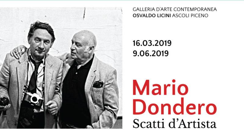 Mario Dondero – Scatti d'Artista