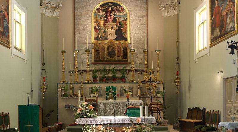 Santi-Maria-e-Ciriaco---Altare