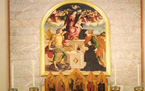 Vincenzo Pagani - Chiesa SS. Maria e Ciriaco di Altidona